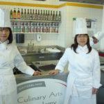 2011.4.13-瑞士廚藝學院學習歐式廚藝及禮儀-1