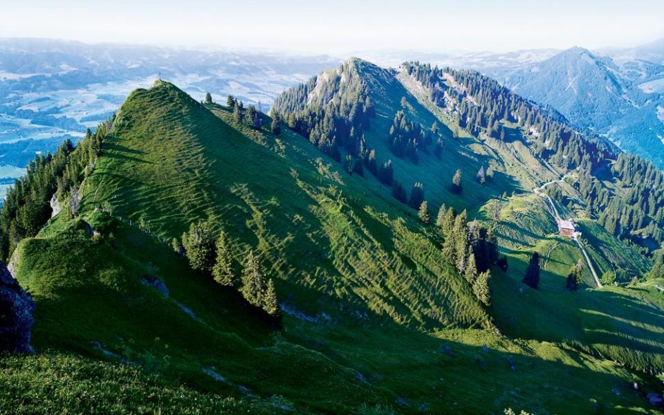 SWITZERLAND PARKS