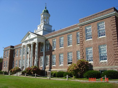 Lyndon Institute, 林登中學